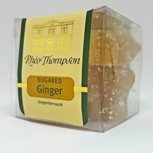 Sugared Ginger