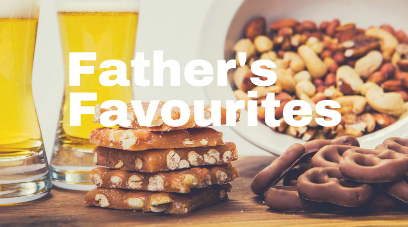 Main Image for the Father's Favourites blog post
