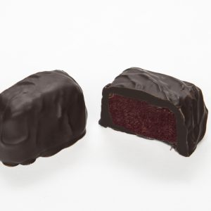 Chocolate Raspberry Jellies