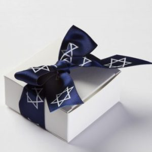 Hanukkah Box of 4 Chocolates