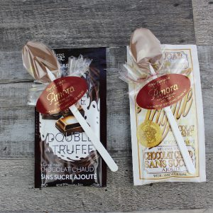 Amora Hot Cocoa & Chocolate Spoon