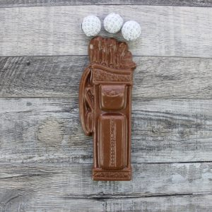 Chocolate Golf Club Set